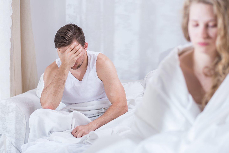 ilgos vyrų erekcijos priežastys