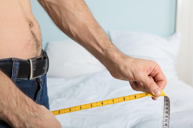 ką galite valgyti kad jūsų penis būtų didesnis kai atsiranda varpos padidėjimas