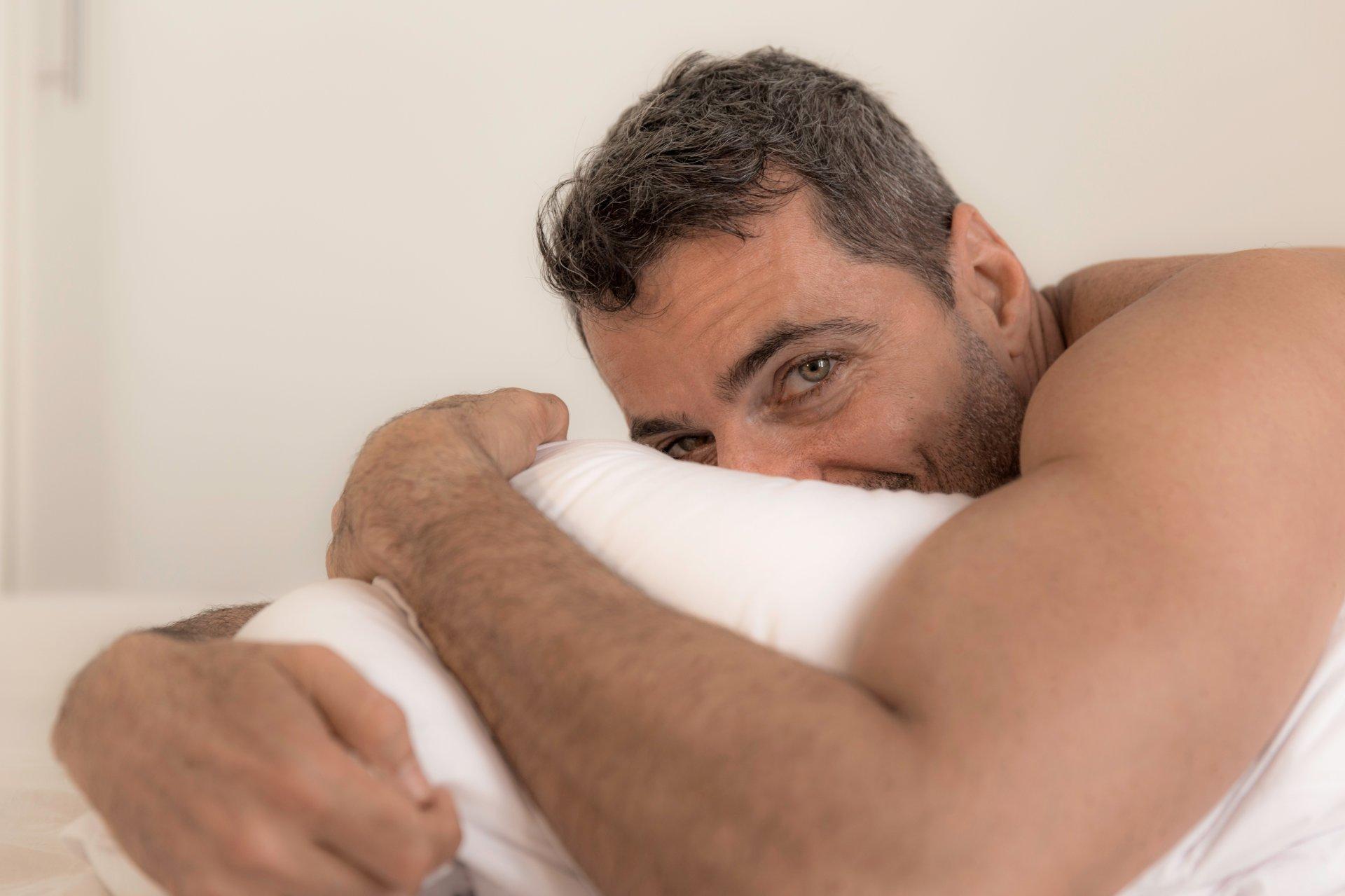 nėra ryto ir nakties erekcijos